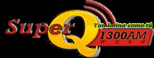 Super Q1300 AM Logo