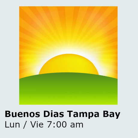 Super Q1300 Prog Buenos Dias Tampa Bay