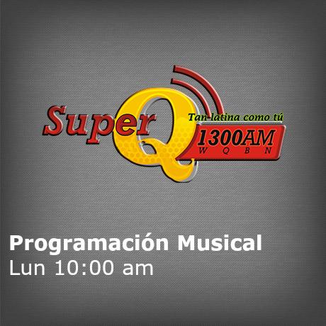 Super Q1300 Prog Segmento Musical 2