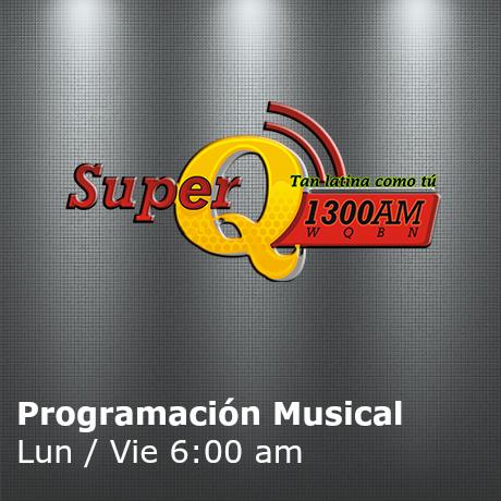 Super Q1300 Prog Segmento Musical