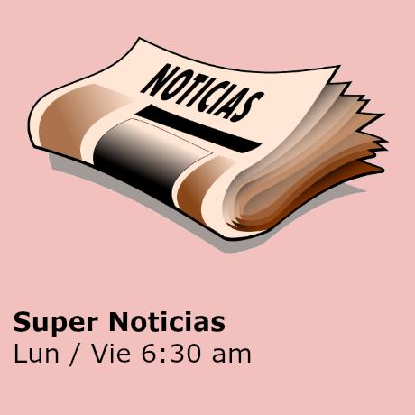 Super Q1300 Prog Super Noticias